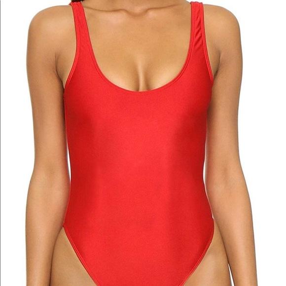 2d213f3ac0d Dixperfect Swim | High Cut Low Back One Piece Wear Bathing Suits ...